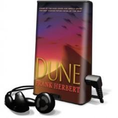 Dune - Frank Herbert (Preloaded Digital Audio Player PLAYAWAY) - in limba engleză - Audiobook