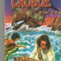 Daniel Defoe-Robinson Crusoe - Carte de povesti