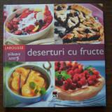 LAROUSEE - DESERTURI CU FRUCTE