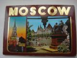 Album  CARTI  POSTALE  (VEDERI) - MOSCOW (MOSCOVA), Asia, Necirculata, Fotografie