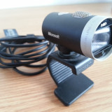 Webcam Microsoft LifeCam Cinema, USB HD 720p, Microfon