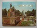 Album  CARTI  POSTALE  (VEDERI) - ASHKHABAD - Turkmenistan, Asia, Necirculata, Fotografie