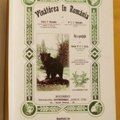 VANATOAREA IN ROMANIA - ERNEST GHEORGHIU
