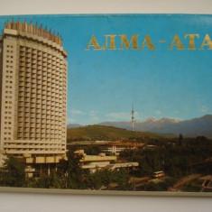 Album CARTI POSTALE (VEDERI) - ALMA - ATA - Kazakhstan, Asia, Necirculata, Fotografie
