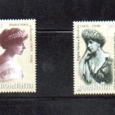 ROMANIA 2008 - ZIUA MARCII : REGINA MARIA - LP 1815 - Timbre Romania
