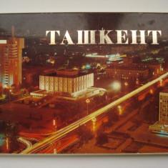 Album CARTI POSTALE (VEDERI) - TASHKENT - Uzbekistan, Asia, Necirculata, Fotografie