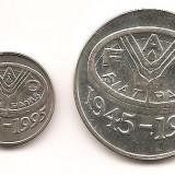 100 lei 1995 set monetarie