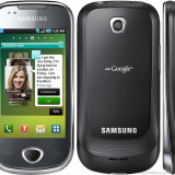 Samsung Galaxy Apollo - Telefon Samsung, Argintiu, 32GB, Neblocat, Single core, 512 MB