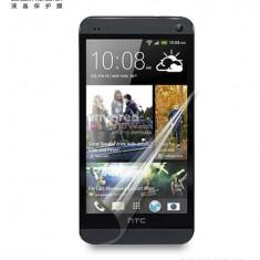 Folie profesionala transparenta fata HTC ONE by Yoobao Made in Japan Originala