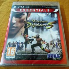 Joc Virtua Fighter Essentials, PS3, original si sigilat, alte sute de jocuri! - Jocuri PS3 Sega, Actiune, 16+, Multiplayer