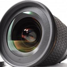 Obiectiv foto Sigma 20mm/ F1.8 EX DG ASP RF - Pentru Pentax, Wide (grandangular), Autofocus