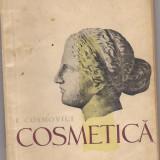 10A(000) Ludmila Cosmovici-COSMETICA - Carte tratamente naturiste