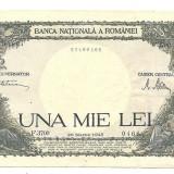 ROMANIA BANCNOTA 1000 LEI MARTIE 1945 - Bancnota romaneasca