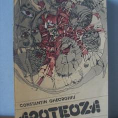 Constantin Gheorghiu - Apoteoza - Roman, Anul publicarii: 1984