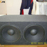vand schimb cu laptop subwoofer bass rh sound de 600w rms.okazie!!!