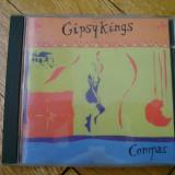 Album CD Gipsy Kings - Compas latino tiganeasca lautareasca straina hispanica gitanos ritmata 15 melodii