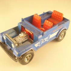 Majorette JEEP Made in France scara 1:32 - Macheta auto