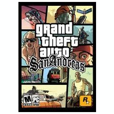 Grand Theft Auto San Andreas PC - Joc PC Rockstar Games, Role playing, 18+, Single player