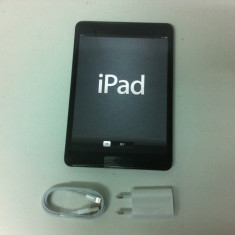 Tableta iPad mini Apple 64 gb Mod. A1432 negru este,, NOUA '', Wi-Fi + 4G