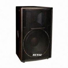 SISTEM PROFESIONAL 2 BOXE ACTIVE/AMPLIFICATE 8 INCH+MIXER INCLUS+MP3 PLAYER STICK/CARD+2 MICROFOANE BONUS!