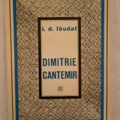 DIMITRIE CANTEMIR - Biografie