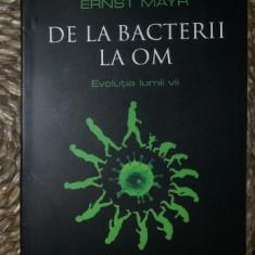 E Mayr De la bacterii la om Humanitas 2008 - Carte Biologie