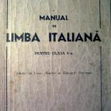 Maria Cucu - Limba italiana - manual pentru clasa a V a - Manual scolar, Clasa 5, Alte materii