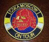 Broderie/emblema/patch/toppa ULTRAS/HOOLIGANS CSKA Moscova