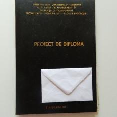 Proiect de diploma, Facultatea de Management in productie si transporturi, Optimizarea aprovizionarii cu carbune, REDUS ACUM! - Diploma/Certificat