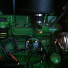 Generator curent 40 KVA/ 32 kW