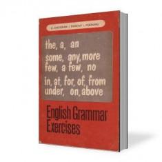 English Grammar Exercises Altele