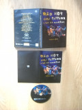RED HOT CHILI PEPPERS: Live At Budokan - Tokyo 2000 (dvd video original)