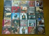 Vand colectie cd-uri HIP HOP / RAP / RNB ( Doar albume straine) 2PAC WU TANG