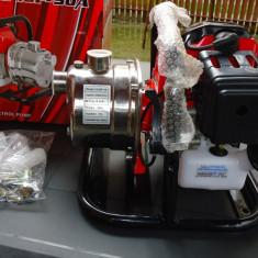 Motopompa pe benzina 6500 rotatii / minut , 8 m3/h , 22 m