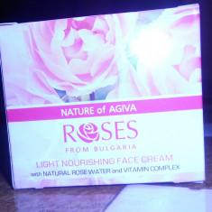 Roses crema de fata
