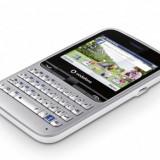 Vodafone blue 555 - Telefon mobil Vodafone, Alb, Clasic, 2 MP, Micro SD