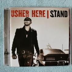Usher - Here I Stand - Muzica R&B sony music