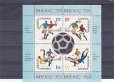 CM Mexic , colita , Nr List 729a Romania.