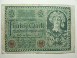 GERMANIA - 50 MARCI - 23 IULIE 1920