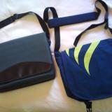 Geanta laptop noi, Nailon, Albastru