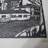Linogravuri DRAGOS MORARESCU 1-30 bucati - Reproducere