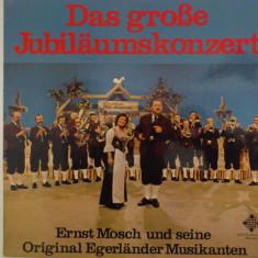 Disc vinil Telefunken ERNST MOSCH 64 070 LP 1976 Germany rar colectie MAX - Muzica Folk Teldec