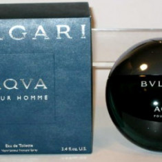 Bvlgari Aqua Pour Homme Made in France - Parfum barbati Bvlgari, Apa de toaleta, 100 ml