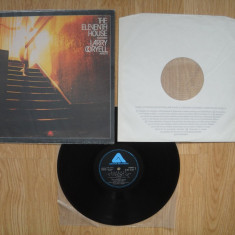 THE ELEVENTH HOUSE FEATURING LARRY CORYELL:Aspects (1976)(vinil jazz rock) - Muzica Jazz arista