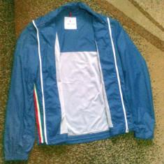 Geaca de trening sport - Jacheta barbati, Marime: L, Culoare: Albastru, L, Albastru
