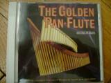 Album CD The Golden Pan-Flute compilatie muzica nai melodii clasica classic 20 melodii peste 60 minute