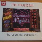 The Musicals - The Essential Collection (2 CD) - Muzica soundtrack Altele