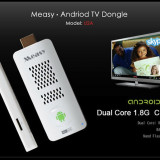 Measy U2A Mini PC Android 4.1 1.6 Ghz Dual Core CPU Mini Computer Android Smart TV