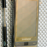 Samsung OMNIA I900 - Telefon Samsung, Negru, 8GB, 128 MB, 3.2'', Smartphone