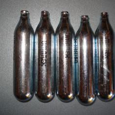 Set 5 capsule co2 UMAREX cu ulei siliconic ,pistol aer comprimat